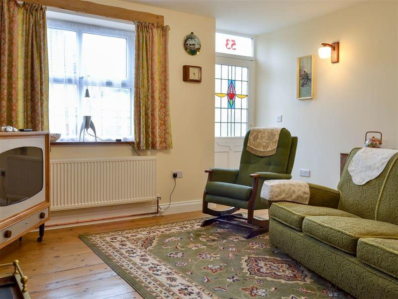 Peartree Cottage in Shildon, near Bishop Auckland - sleeps 4 people