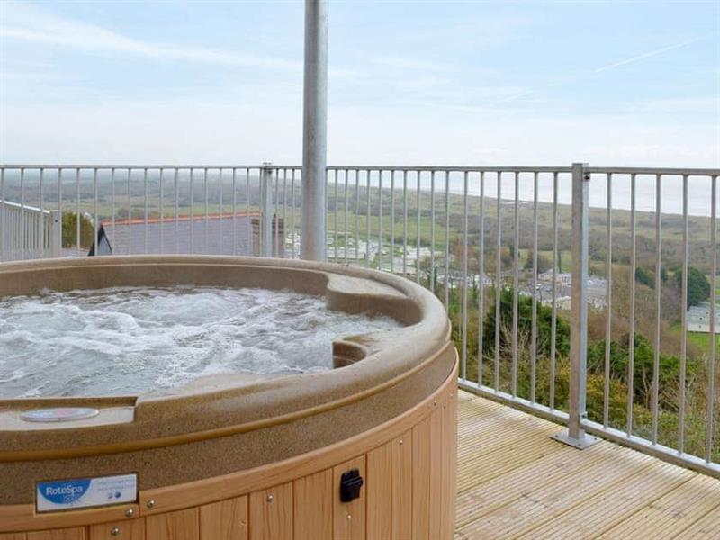 Pendine Manor Apartments - Sea Fairer in Pendine, near Laugharne, Carmarthenshire - sleeps 4 people