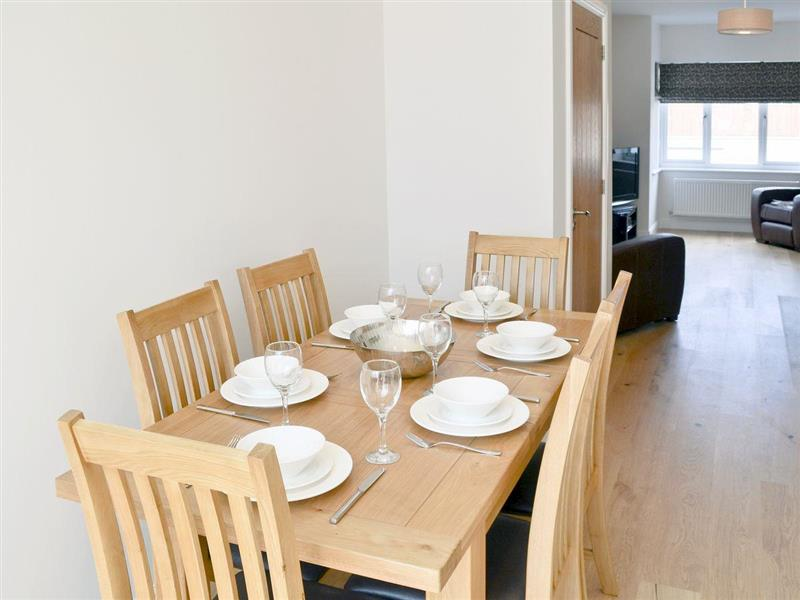 Penhallow House in Newquay - sleeps 6 people