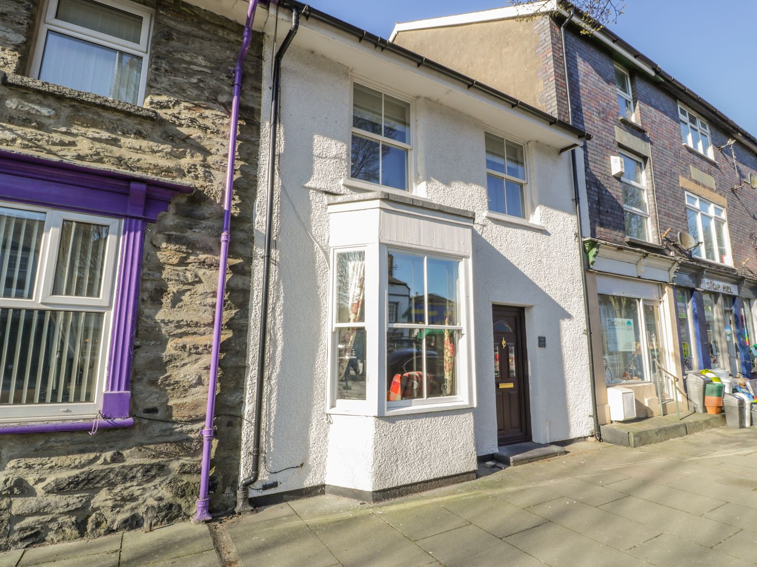 Penllyn House in Bala - sleeps 4 people