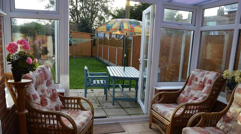 Penny Cottage in Heacham near Kings Lynn - sleeps 4 people