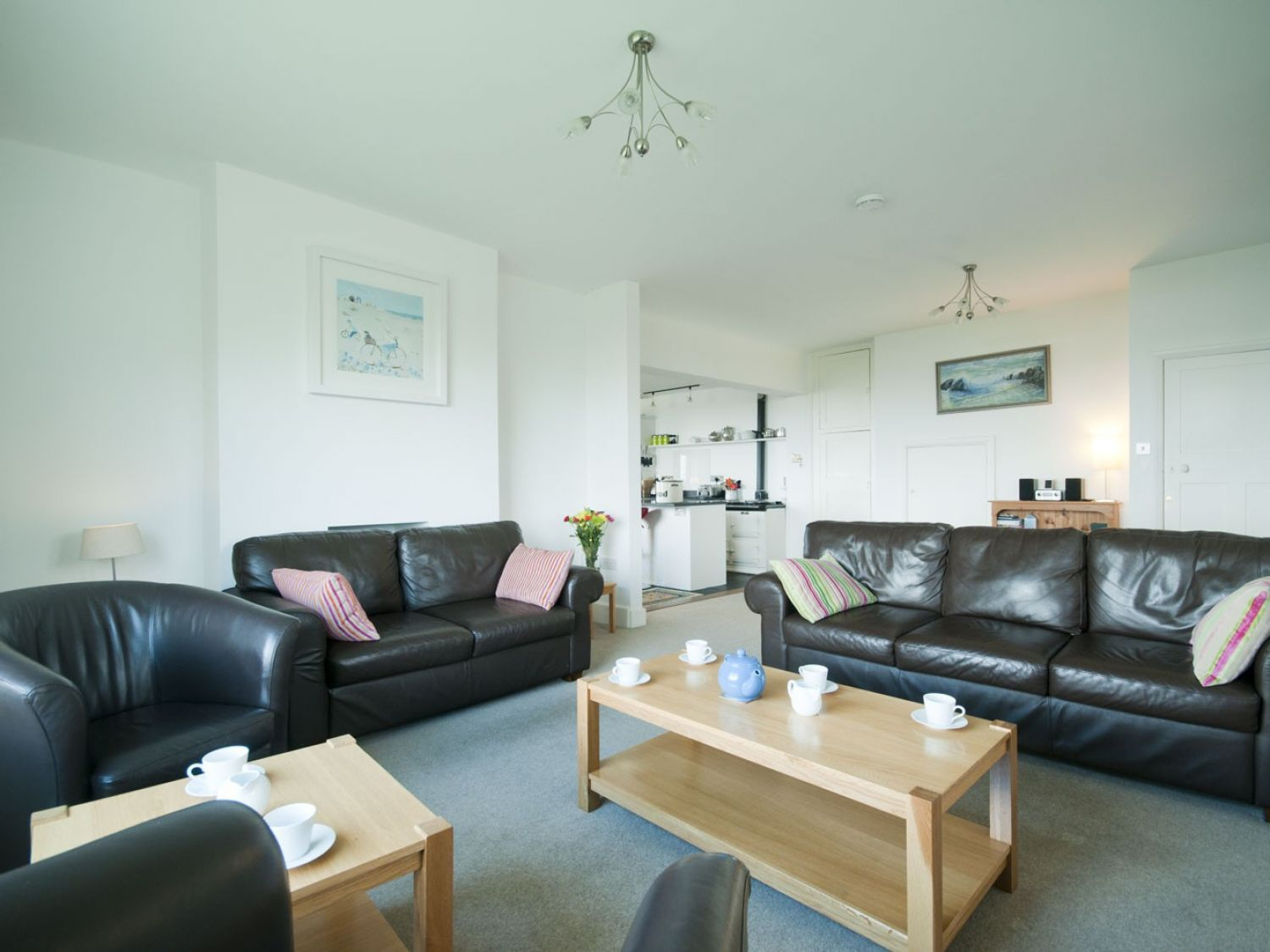 Pentreath in Crantock - sleeps 8 people