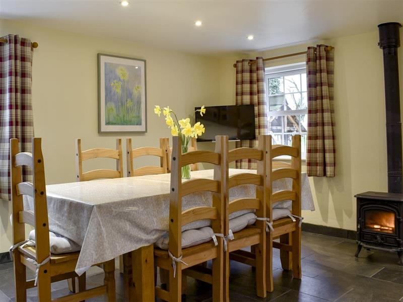 Pershbrook Cottage in Minsterworth, near Gloucester - sleeps 7 people