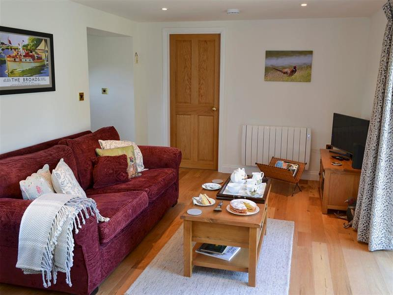 Pheasant Lodge in Welborne, near Dereham - sleeps 2 people
