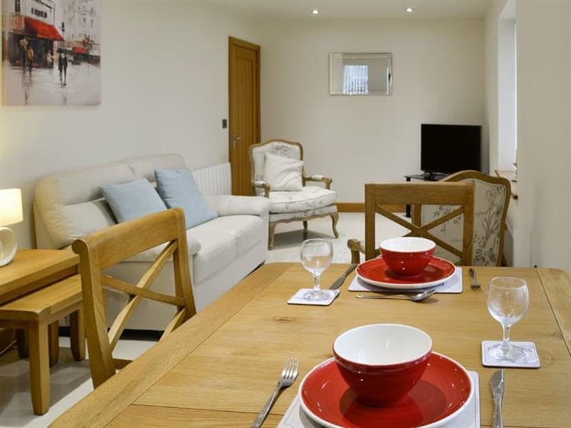 Picton Lodge in Picton, near Holywell - sleeps 4 people