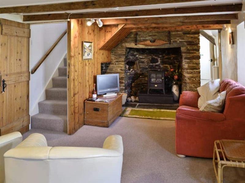 Pillar Box Cottage in Tintagel - sleeps 4 people