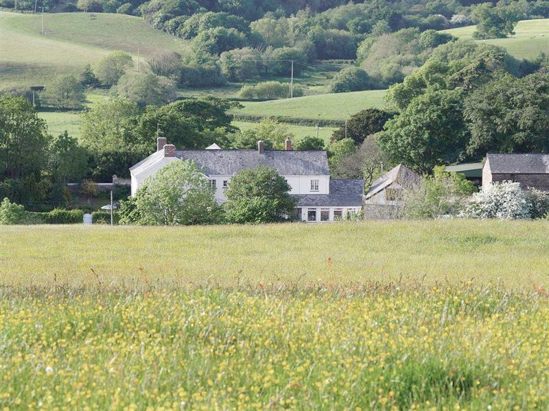 Pillhead Farm - Garden Cottage in Bideford - sleeps 6 people