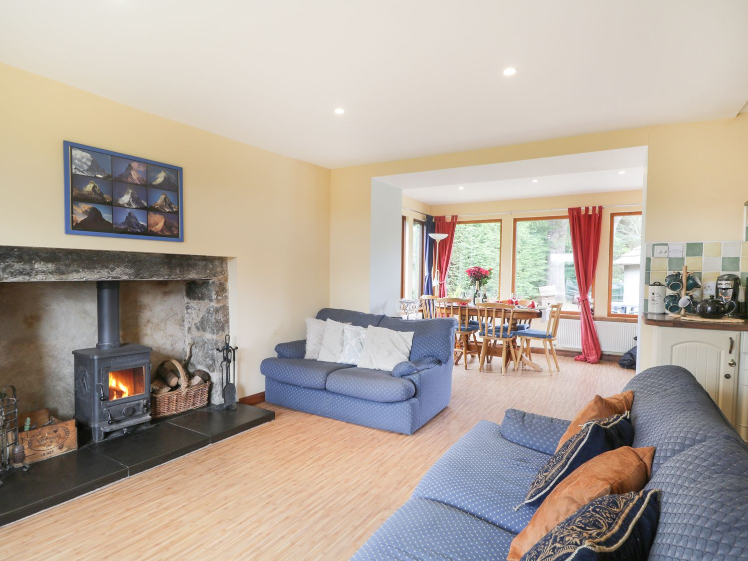 Pilmuir in Boat of Garten - sleeps 9 people