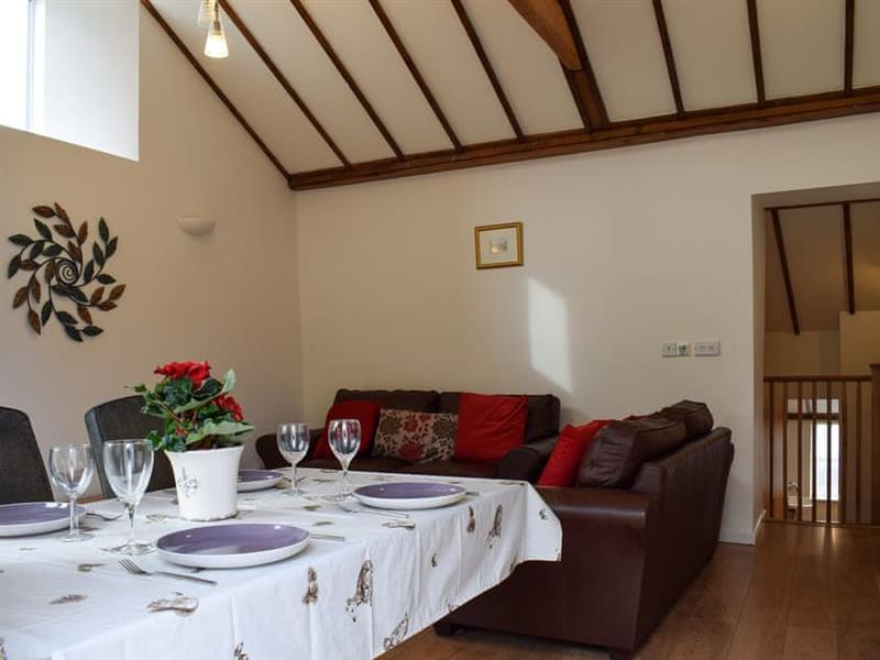 Pipers Stable in Fiddington, near Bridgwater - sleeps 2 people