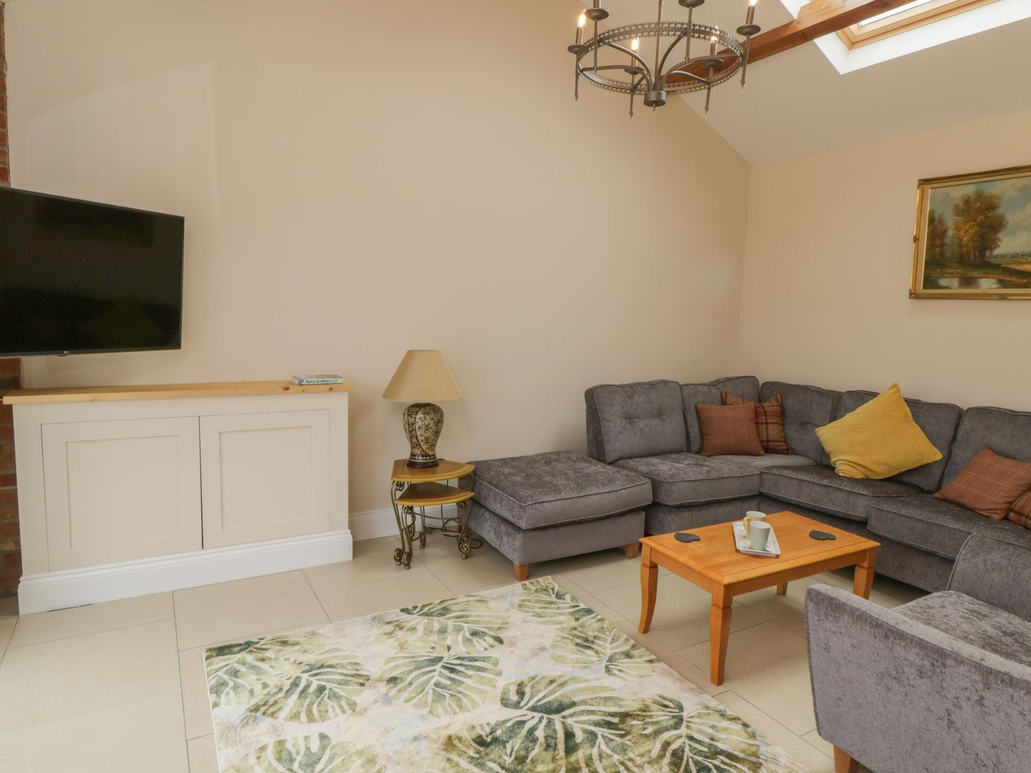 Plough Cottage in Little Kelk near Bridlington - sleeps 2 people