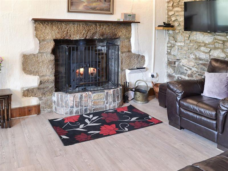 Poldice Cottage in St Day, near Redruth, Cornwall - sleeps 4 people