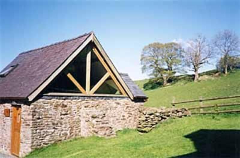 Polly's Cottage in Cwmbrith Isaf, near Llandrindod Wells - sleeps 2 people