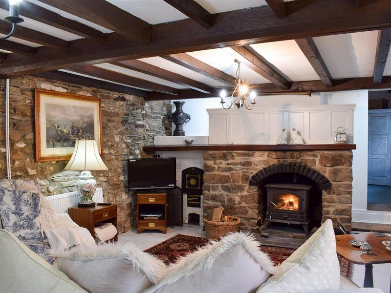 Pont Dulais Cottage in Llanllwni, near Llanybydder, Carmarthenshire - sleeps 2 people