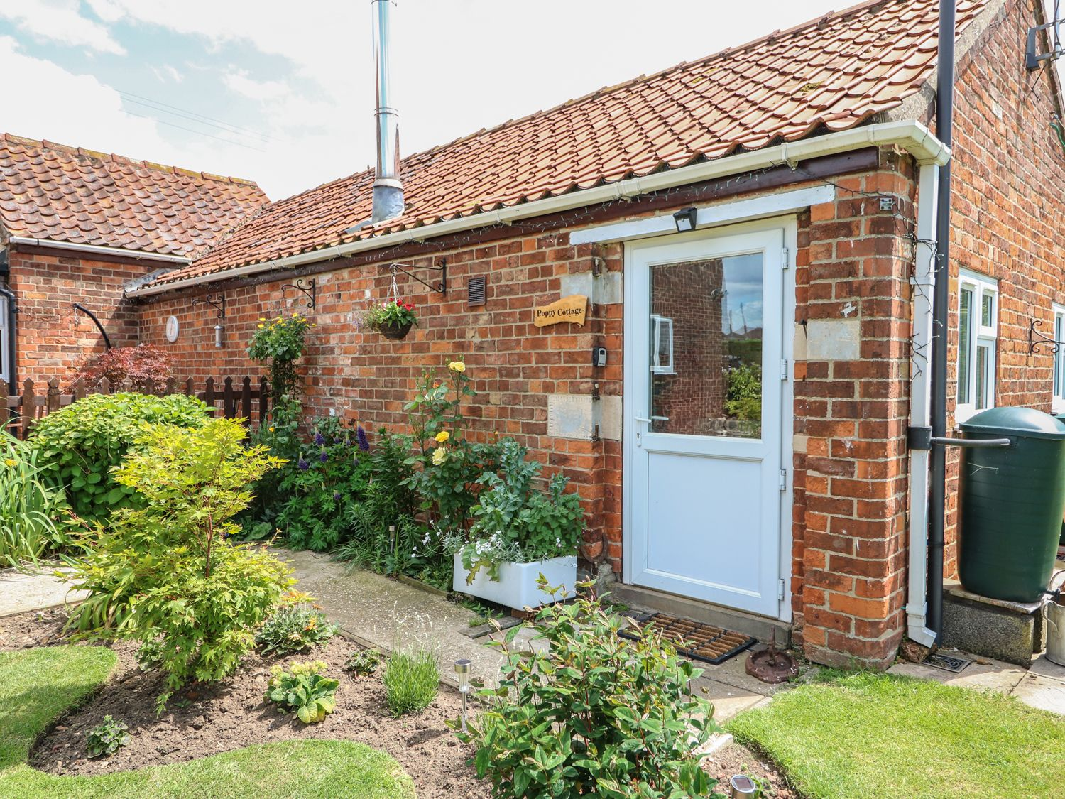 Poppy Cottage in Heckington - sleeps 4 people