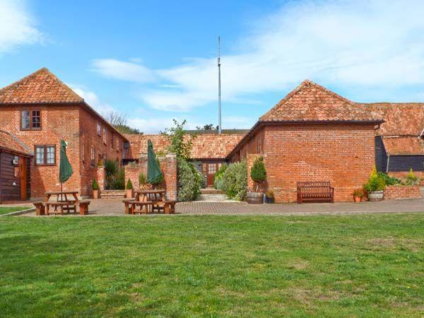 Poppy Cottage in Little Glemham - sleeps 2 people