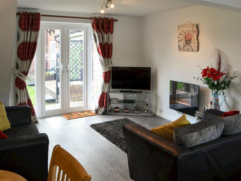 Pottergate Cottage in Wroxham - sleeps 2 people