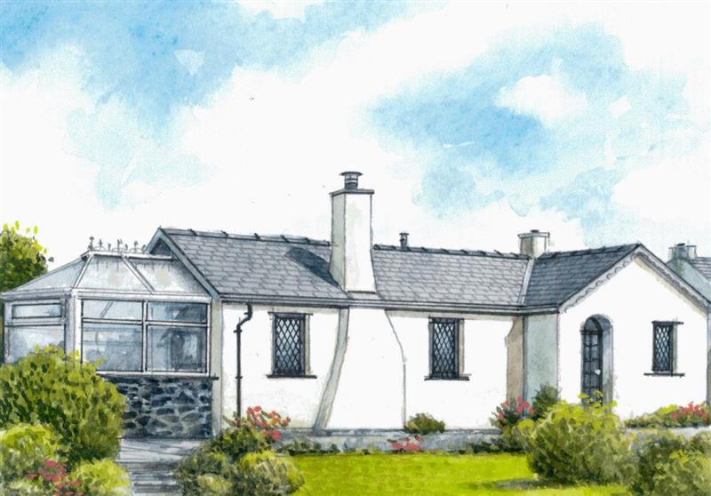 Preswylfa in Llanddona, near Bangor, Anglesey - sleeps 4 people