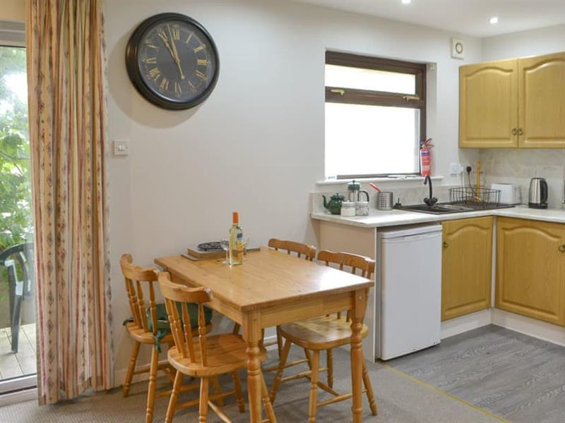 Puffin - Dubh Sgeir in Oban - sleeps 6 people
