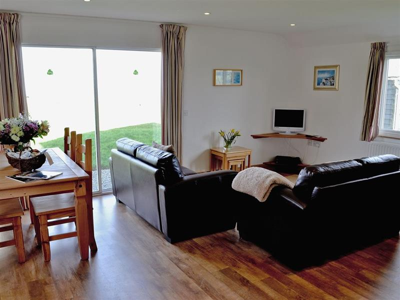 Puffin Lodge in Port Isaac - sleeps 4 people