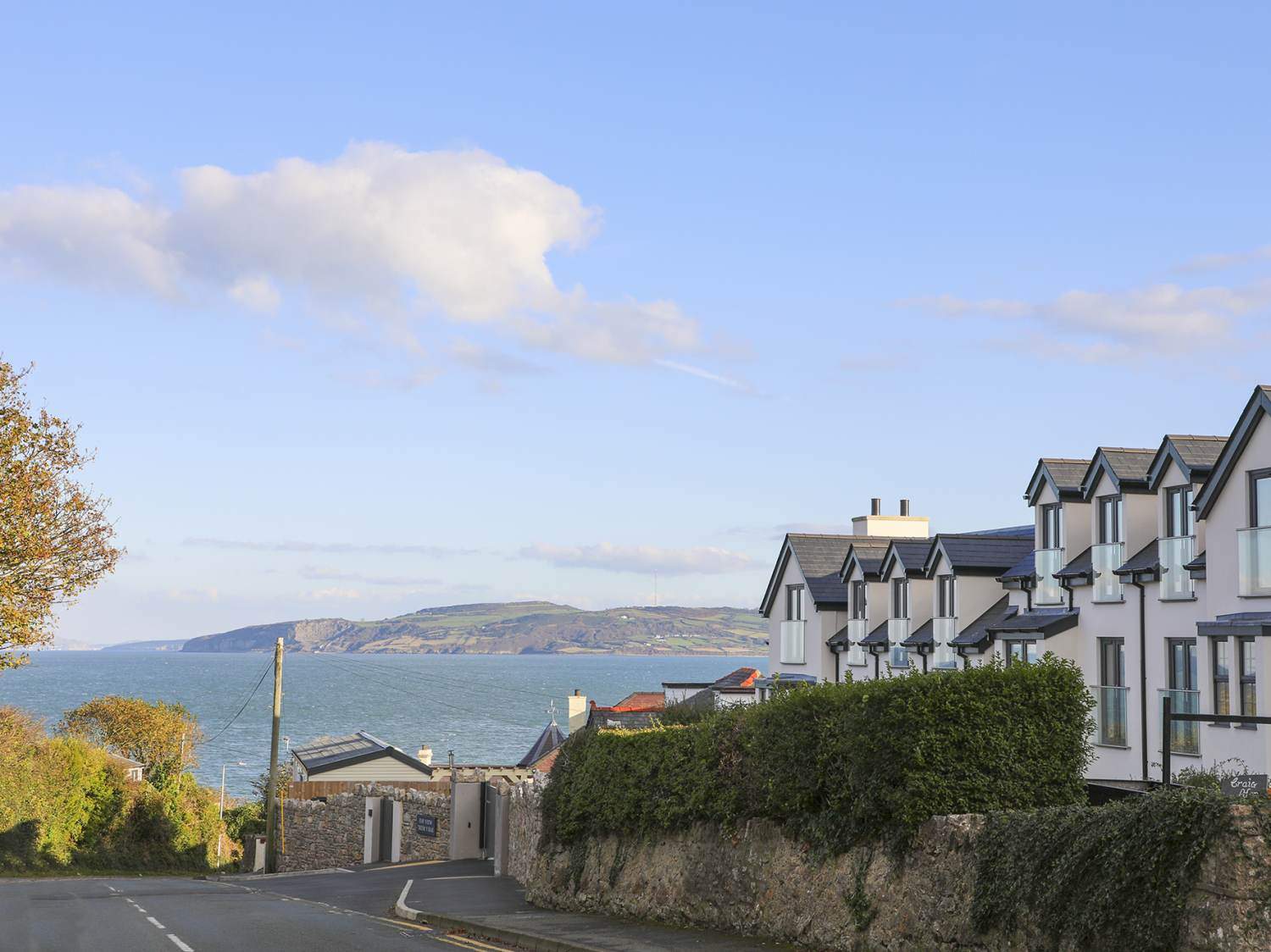 Puffin Pad in Benllech - sleeps 4 people
