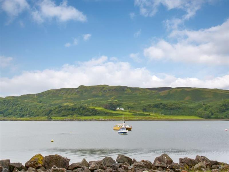 Puffin - The Haven in Oban - sleeps 4 people