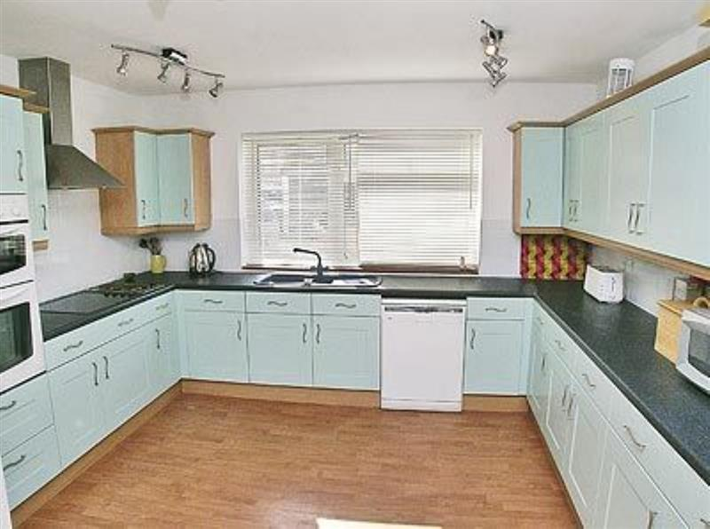 Queen Mary House in Sheringham - sleeps 18 people