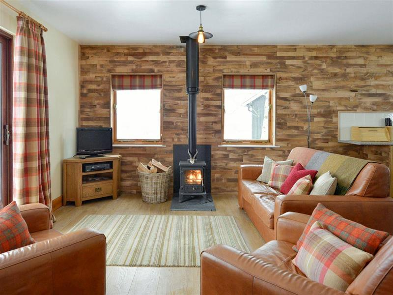 Rannoch in Aberfeldy, near Pitlochry - sleeps 4 people