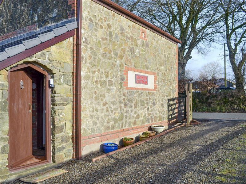 Red Kite Cottage  in Maesymeillion, near New Quay, Ceredigion - sleeps 2 people
