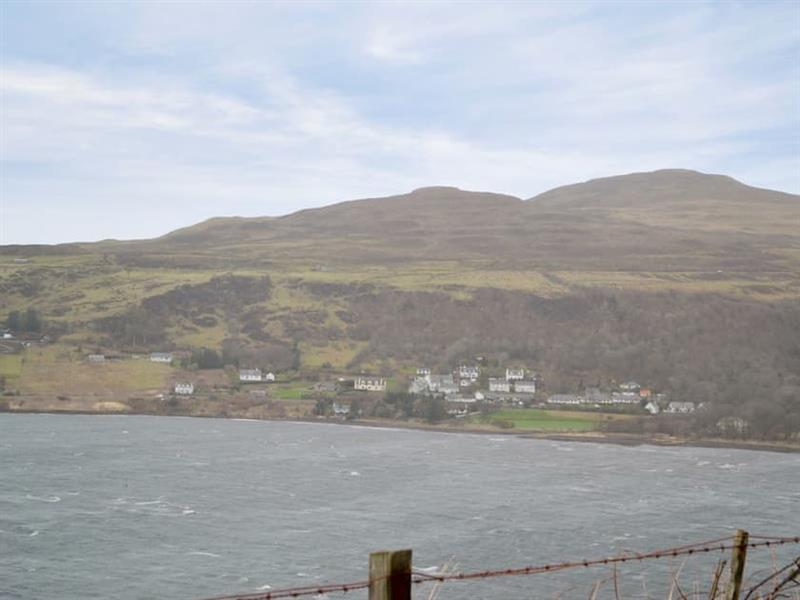 Rha Bank in Uig, near Portree - sleeps 6 people