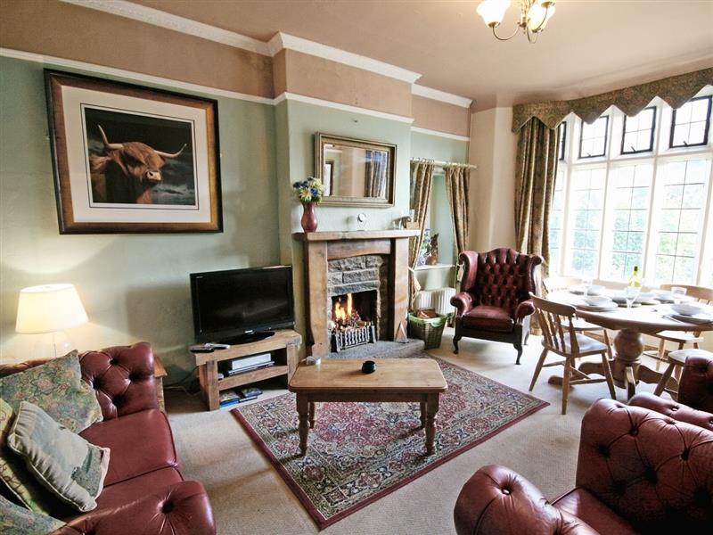 Riverside Lodge in Bakewell - sleeps 6 people