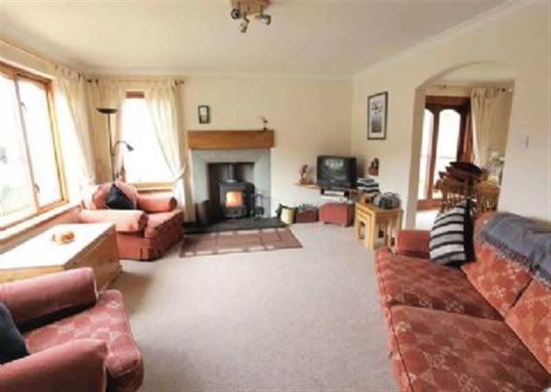 Riverview Cottage in Achnasheen - sleeps 6 people