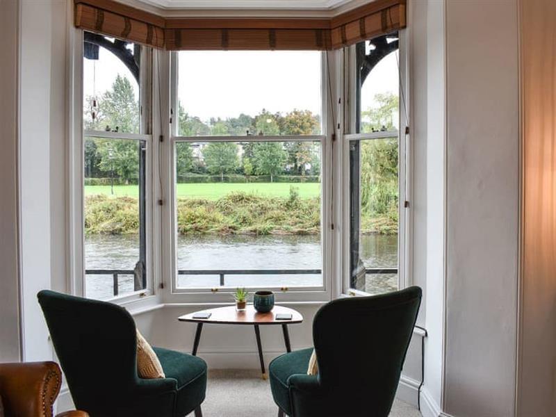 Riverview in Kendal - sleeps 6 people