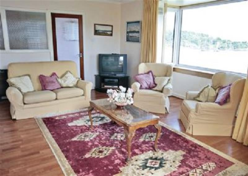 Rockcliffe in Tarbert - sleeps 9 people