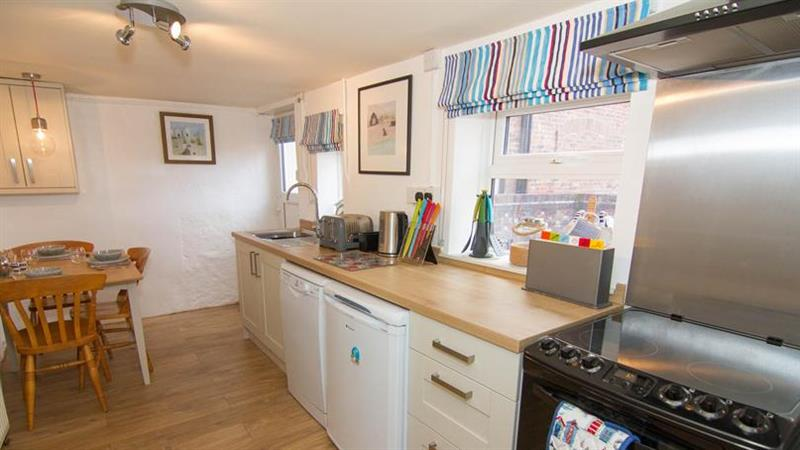Rose Cottage (Wells) in Wells-next-the-Sea - sleeps 4 people