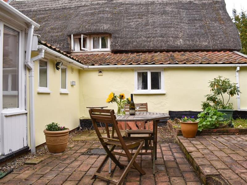 Rose Cottage in Bressingham, near Diss - sleeps 2 people