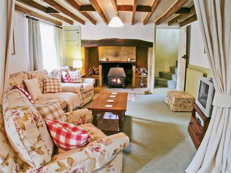 Rose Cottage in Norton-sub-Hamdon, Somerset. - sleeps 4 people