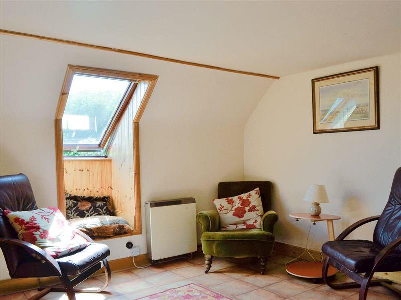 Rosehearty in New Luce, near Stranraer, Dumfries and Galloway - sleeps 3 people