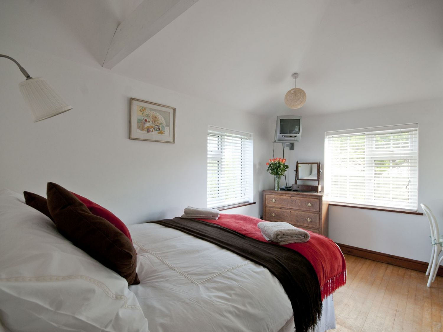 Rosemaddon in Crantock - sleeps 6 people