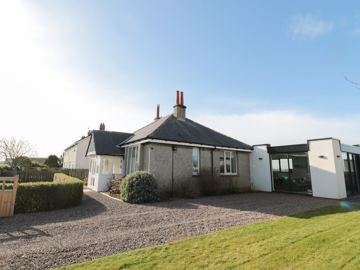Rosemary Cottage in Beadnell - sleeps 6 people