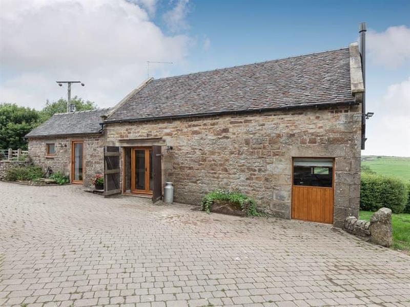 Rue Hayes Farm Barn in Onecote, near Leek - sleeps 4 people