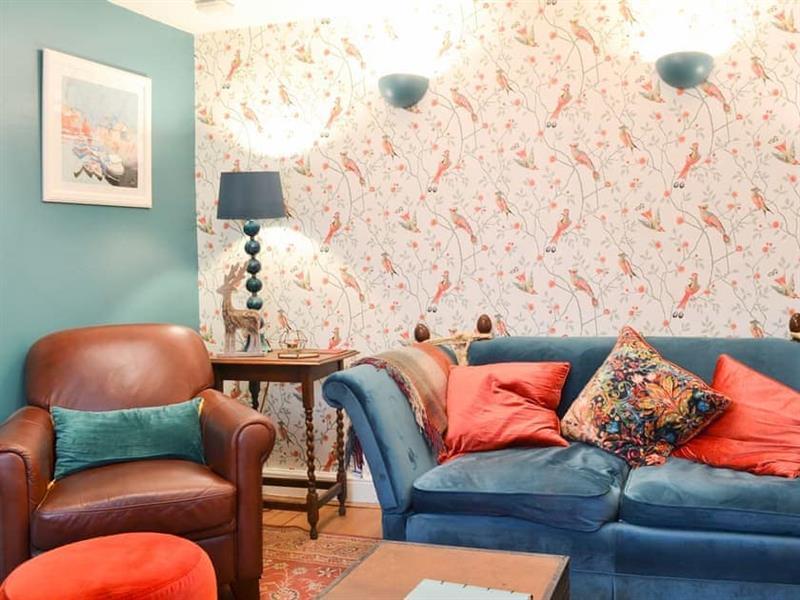 Sage Cottage in St Columb Major - sleeps 4 people
