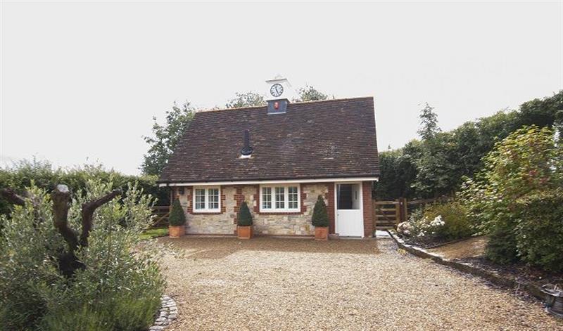 Sakers Cottage in Seal - sleeps 2 people
