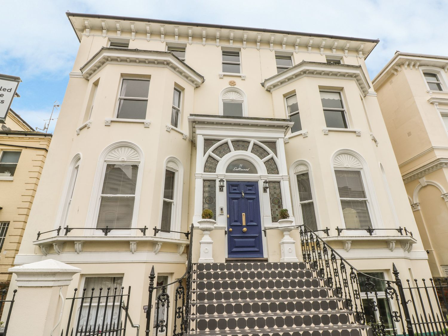 Saltwood in Eastbourne - sleeps 4 people