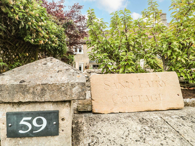 Sand Fairy Cottage in Bath - sleeps 4 people