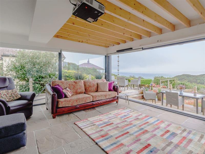 Sea Haven in Hunmanby Gap, near Filey - sleeps 6 people