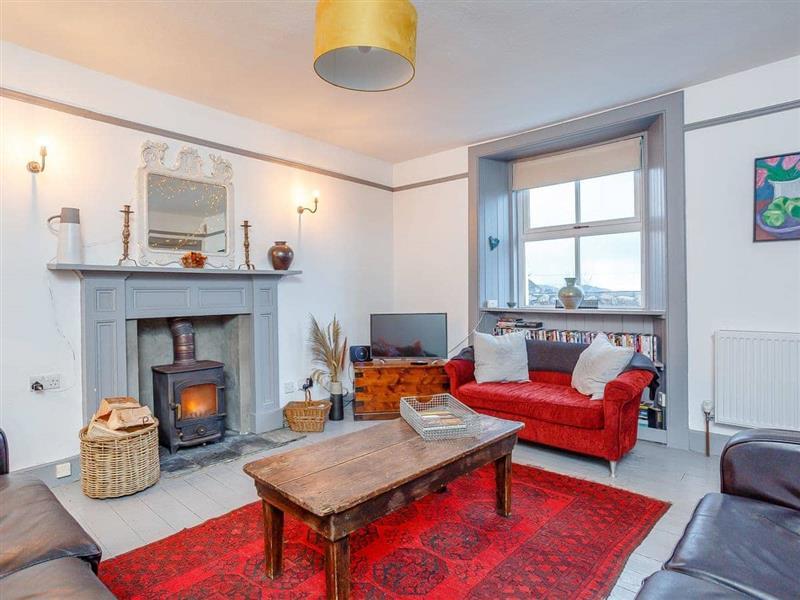 Seafield House in Lochinver, Northern Highlands - sleeps 9 people