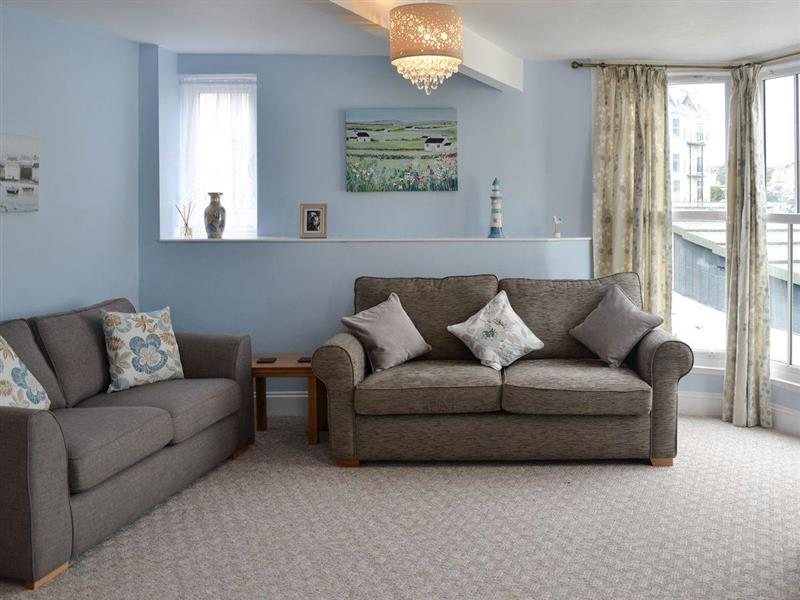 Seagulls Loft in Ilfracombe, near Woolacombe, Devon - sleeps 2 people