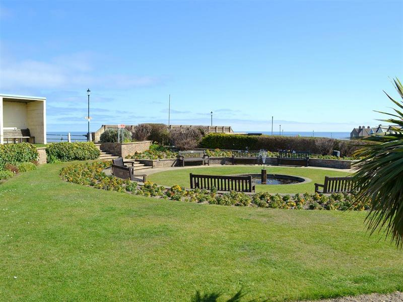 Seasands in Sheringham - sleeps 6 people
