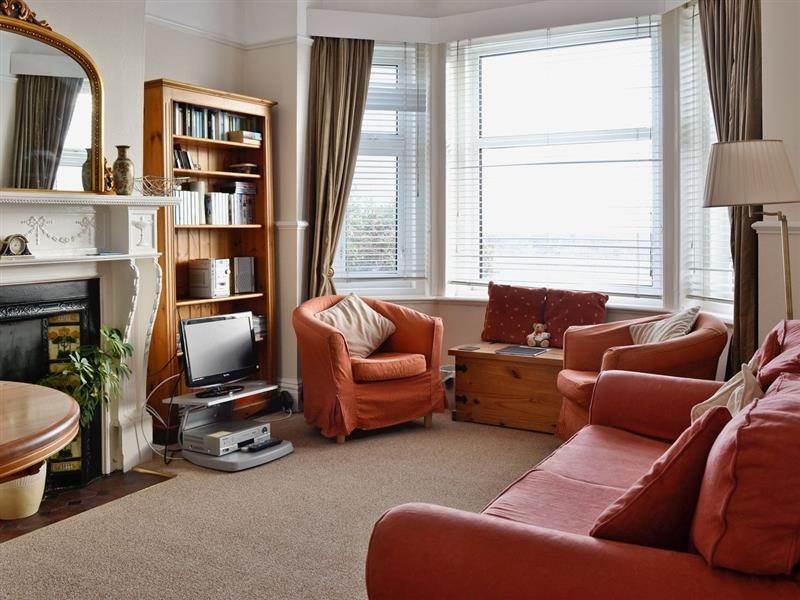 Seascape in Exmouth - sleeps 4 people