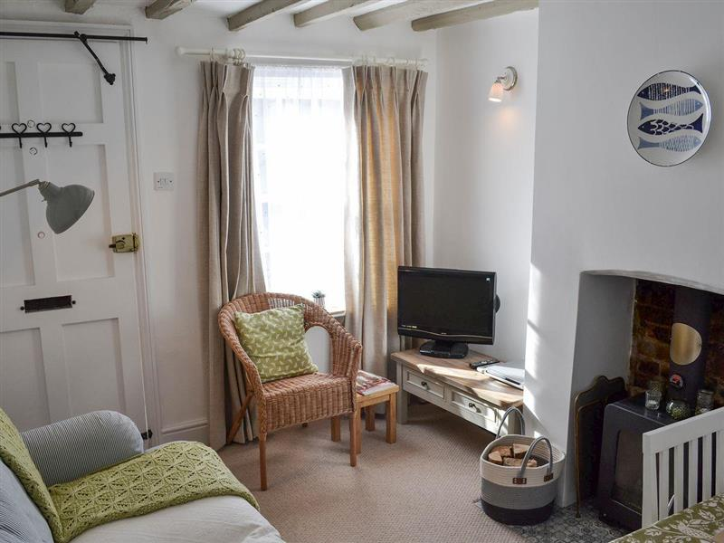 Seashells in Hythe - sleeps 3 people